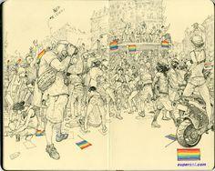 2013 Sketchbook