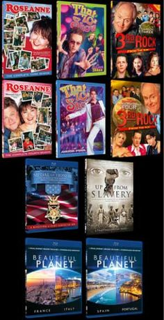 GIVEAWAY ~ TV Flashbacks Offers the Biggest TV Sitcoms of the 80s and 90s at Fabulous Prices ~ ARV $65!