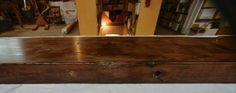 antique resawn mantel Twin Falls, Hope Chest, Storage Chest, Family Room, Dining, Antiques, Furniture, Home Decor, Antiquities