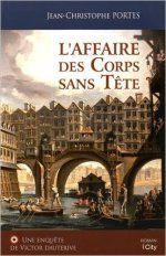 Livre : Rencontre avec Jean-Christophe Portes – L'affaire des corps sans tête (via Bloglovin.com )