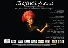 The Best of Theatre, Dance, Music, Spoken Word and more at the Second Edition of Taruwa Festival of Performing Arts in Nigeria | Olori Supergal