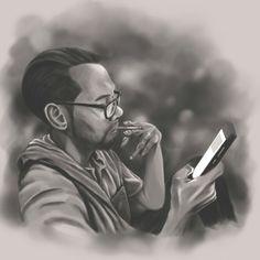 #photoshop #digitalpainting #art #ilustration #blackandwhite