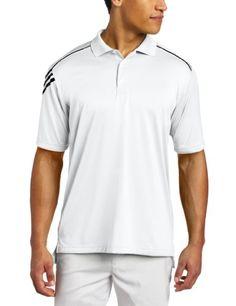 Adidas Golf Men's Climacool 3-Stripes Polo Shirt Reviews