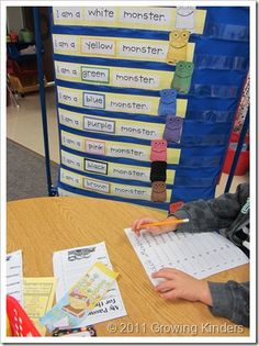 Sight word practice-- Julie Lee's Monster Madness Fun