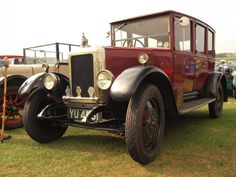 Armstrong-Siddeley Saloon Car - 1927 | Flickr - Photo Sharing!
