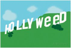Hollyweed Green Hills Landscape Posters at AllPosters.com