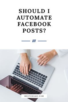 Wondering what you can do to make posting on Facebook easier? Check out this article that looks at the pros and cons of automating Facebook posts. Why you should automate Facebook posts and how to make it work for you! You can increase your brand awareness on social media with simple tools like a Facebook scheduler.