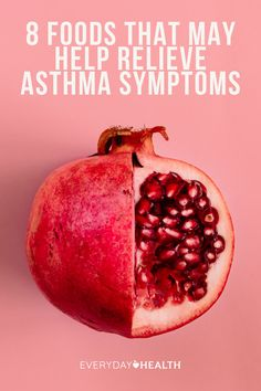 Can diet help your asthma? Research suggests eating an overall healthy, balanced diet can help. These foods are part of that diet.
