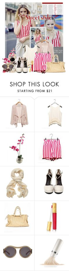 """""""I did it once,I will do it again !"""" by jayy-nna ❤ liked on Polyvore featuring Dorothy Perkins, Estée Lauder, Karen Walker and La Mer"""