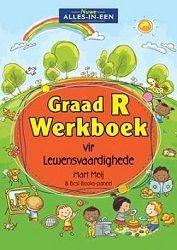 Graad R - Werkboeke Preschool Learning, Printables, Print Templates