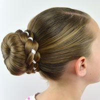 Easy Braided Hairstyle for Summer - Babes in Hairland