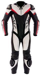 3cf4bee948b0f monos de piel moto Mono de motocicleta Monos de moto Spyke 4Race Rac 1pc