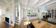 JoustraReid Architecten_Jagershuis Gunterstein Loft, Bed, Furniture, Home Decor, Decoration Home, Stream Bed, Room Decor, Lofts, Home Furnishings