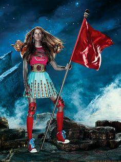 Aries - Zodiac Fashion for Splash calendar   Funky Jungle fashion and style blog