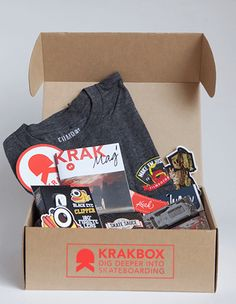 KRAKBOX Black Friday 2016 Subscription Box Coupon: ONE FREE BOX with Subscription!     KRAKBOX Black Friday Skateboarding Subscription Box Deal - Get an Extra Box FREE!! →  https://hellosubscription.com/2016/11/krakbox-black-friday-skateboarding-subscription-box-deal-get-extra-box-free/ #BlackFriday #KrakBox  #subscriptionbox