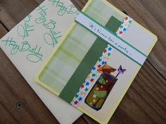 It's time for a party birthday by balsampondsdesign on Etsy, $3.25
