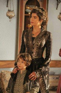 """Mihrünnisa Hatun & Şehzade Mehmet (Şehzade Mustafa`s Son) """"Muhteşem Yüzyıl / Magnificent Century"""""""