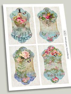 TENDERNESS Printable Digital Sheet Multipurpose Images by ArtCult