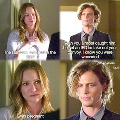 Criminal Minds The Forever People 10x11
