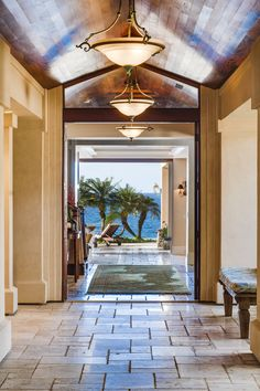 Looking to move to paradise? Maui awaits! In the center of cerulean Oneloa Bay in Lahaina's Kapalua sits 9 Kapalua Place.