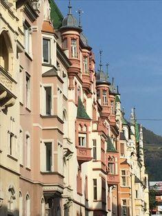Beautiful Bolzano, South Tyrol Italy