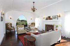 1920s Spanish Bungalow, love Spanish-style homes.