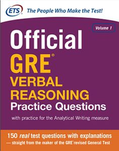 Prep for a GRE® Test