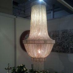 Pearl lysekrone, stor