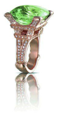 """Pasquale Bruni's """"Ma beauty bling jewelry fashion"""