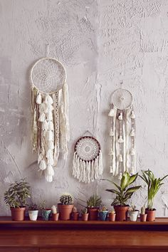 Sleep easy with these beautifully crafted dream catchers.