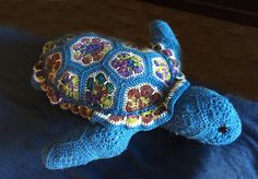 Ravelry: epspins' Alvin Turtle