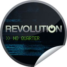 Don't forget to check in for your exclusive #Revolution GetGlue sticker tonight… while the power is still on.