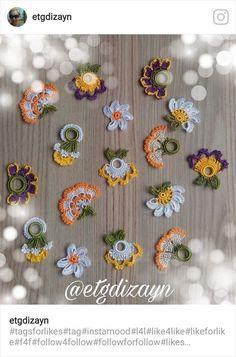 Filet Crochet, Knit Crochet, Crochet Hair Styles, Jewelry Packaging, Crochet Clothes, Crochet Flowers, Knitting Projects, Bohemian Style, Jewelry Gifts