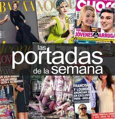Las #portadas de la semana #Revistas Dressing, Art Pop, Magazine Covers, News, Pop Art