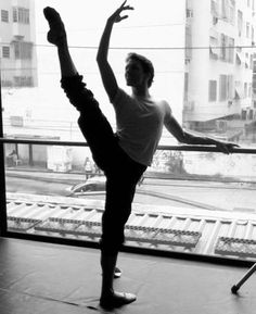 male ballet dancers need some lovin' too!