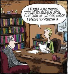 Voi che scegliete i libri da pubblicare, vi prego: rispolverate gli ideali che vi hanno fatto scegliere quel lavoro.