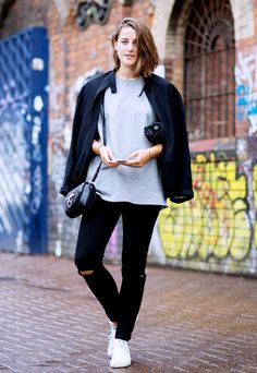 Your Guide to Dressing Normcore This Fall | WhoWhatWear.com