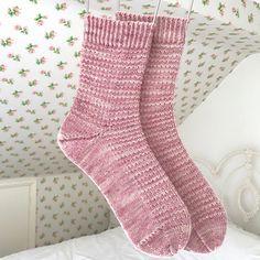 Ravelry: Sugar Frost Socks pattern by Marianne Heikkinen Ravelry: Sugar Frost Socks pattern by Marianne Heikkinen Knitted Socks Free Pattern, Loom Knitting Patterns, Crochet Socks, Knitting Kits, Knit Or Crochet, Knitting Socks, Free Knitting, Knitted Hats, Knit Socks