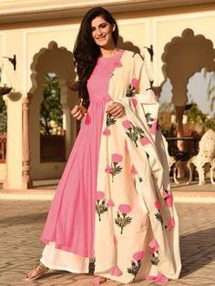 eid wear Indian ethnic Pakistani Designer Bollywood Fashion Plazzo Salwar Kameez - All About Indian Fashion Dresses, Indian Designer Outfits, Pakistani Dresses, Indian Outfits, Designer Dresses, Indian Dresses For Women, India Fashion, Dress Fashion, Kurta Designs