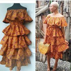 Ankara Dress Styles, African Fashion Ankara, African Inspired Fashion, Latest African Fashion Dresses, African Dresses For Women, African Print Fashion, Africa Fashion, African Attire, African Prints