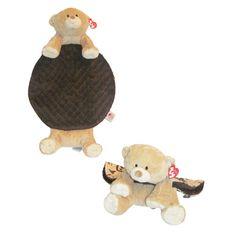 Crewie Snuggle Buddy - $29.95 - the softest animal lovey (lovie) a child will ever have to love and cherish.  www.bibshoppe.com