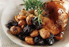 Μαριναρισμένο κοτόπουλο με κάστανα και δαμάσκηνα-featured_image
