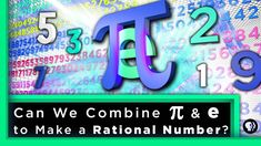 Can We Combine pi & e to Make a Rational Number? | Infinite Series(===================) My Affiliate Link (===================) amazon http://amzn.to/2n6MagF (===================) bookdepository http://ift.tt/2ox2ryU (===================) cdkeys http://ift.tt/2oUpFex (===================) private internet access http://ift.tt/PIwHyx (===================) Can you produce a rational number by exchanging infinitely many digits of pi and e? Tweet at us! @pbsinfinite Facebook…