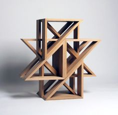 M.stool collection of sculptural stacking stools by Jaewon Cho of J1 Studio