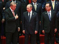 Aktuell! USA im Abseits: Türkei und Russland kooperieren in Syrien - http://ift.tt/2dv70mh #story