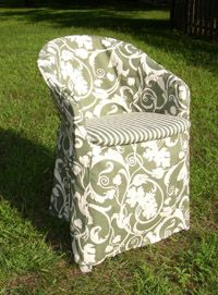 Black Resin Chair Organic Slipcover, Hemp Cotton, Outdoor Furniture Patio | Chair  Slipcovers, Chairs And Natural