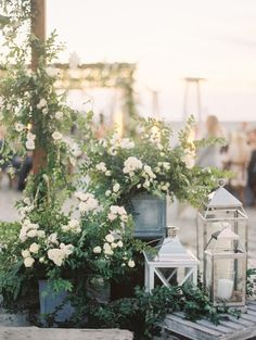 Never knew I could feel like I was in a garden while on the beach, until I laid eyes on this gorgeous San Diego wedding. This beachfront celebration was decorated with stunning white blooms with greenery, evoking a garden atmosphere on the beach. How genius! We're loving every coastal detail planned by Luxe Events and the […]