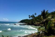 Praia do Havaizinho, em Itacaré. Visite o BrasilGuias