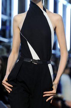 Roland Mouret Spring 2013 - Details  #PFW Paris Fashion Week