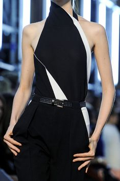 Roland Mouret Spring 2013 - Details  #PFW Paris Fashion Week